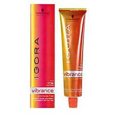 Schwarzkopf IGORA Vibrance Hair Color 60ml Semi Permanent Colour Dye Ammonia Fre