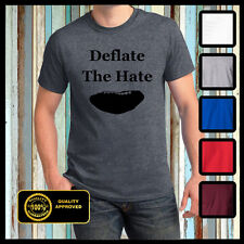 New England Patriots Deflate The Hate T-shirt Inflate this Spy gate
