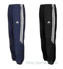 Adidas Samson 3s Mens woven Tracksuit Bottoms S M L XL  joggers trackies pants