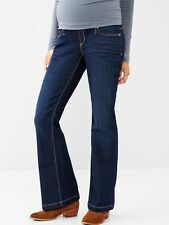 GAP Maternity 1969 Full Panel Long and Lean Jeans 26,27,28,29,30,31,32,33,34 NEW