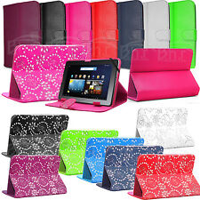 "New Universal Folio Leather Case Cover For Android Tablet PC 7"" 9"" 9.7"" 10"""