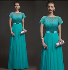 Vintage Long Sexy Evening Party Ball Prom Gown Formal Bridesmaid Cocktail Dress