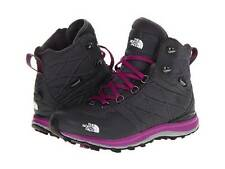 The North Face $150 Arctic Guide Womens Snow Boots Shoe Gray Magenta Winter Cold