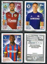 MERLIN/TOPPS - Premier League 2015 Stickers #61 to #120 (priced individually)