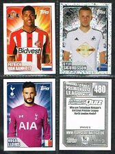 MERLIN/TOPPS - Premier League 2015 Stickers #421 to #480 (priced individually)