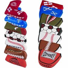 2015 Odyssey Funky Golf Putter HeadCover **Available in Blade & Mallet Style**