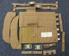 NEW USMC MODULAR TACTICAL VEST MTV SCALABLE PLATE CARRIER UPGRADE KIT ALL SIZES