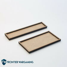 Wargaming Movement Tray for 20mm, 25mm bases ANY SIZE