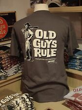 John Wayne A Creed To Live By Old Guys Rule Men's T-Shirt