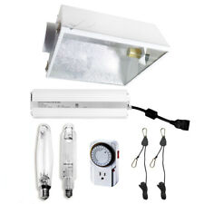 Horticulture 1000 Watt MH HPS Grow Light System Set Kit for Plant Growing
