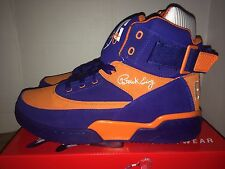 Patrick Ewing Athletics 33 Hi Suede Blue Orange New York Knicks Retro OG Sneaker