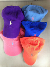 NWT Unsex Polo Ralph Lauren Classic Chino Outdoor Sports Pony Cap Baseball Hat