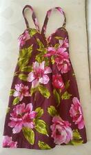 NWT ABERCROMBIE KIDS Girl's Floral Sun Dress Spring Summer M L XL $39 NEW