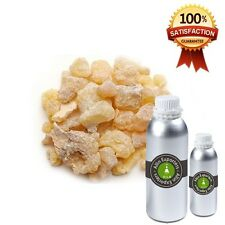 FRANKINCENSE OIL - UNDILUTED - 100% PURE NATURAL ESSENTIAL OIL 12 ML TO 125 ML