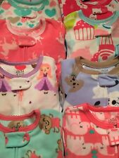 ����NEW Carters/Disney/Nickelodeon ���� Footed Pajamas $8.99-11.99 WOW ~LOOK~