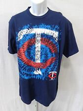 Minnesota Twins Baseball Short Sleeve T-Shirt Navy