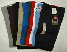DICKIES Mens 874 Work/Uniform Pants Waist: 36 38 40, Inseam: 29 30 32 34 NWT