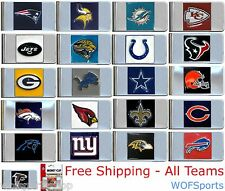 NFL Official Licensed Stainless Steal Money Clip - We Carry All Teams