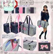 Hot Japan/Japanese School Uniform Hand Bag Backpack Cosplay Shoulder Bag 3colors