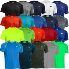 2014 Under Armour Mens HeatGear Tech Short Sleeve Training T-Shirt