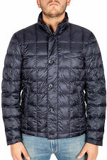SOLID LIGHT BLUE DOWN JACKET IN goose men s/s FAY 23C05