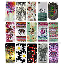 New Fashion Tide Hot Soft TPU Silicone Rubber Case Cover For Various Cellphones