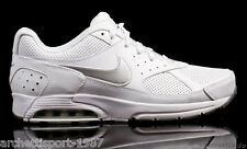 Nike Air Max Faze Leather Sneakers Basse Uomo Bianco
