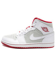 Air Jordan 1 Mid HARE 719551-123 White Black Red BUGS BUNNY LOONEY TOONS