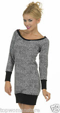 Top Woman New Fashionable Sexy Bodycon Dress Tunic Elegant Dress 8 10 12 14