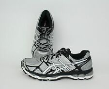 ASICS Men's Gel-Kayano 21 Lightning, White, Black T4H2N-9101 SALE Running