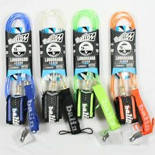 Balin 9' Longboard / SUP Ankle Surfboard Leash with FREE Wax Comb