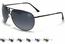 DG WOMEN LADIES MEN GENTS DESIGNER AVIATOR METAL UV400 SUNGLASSES DG666 NEW