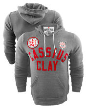 Roots Of Fight Cassius Clay Pullover Hoodie SMALL OR MEDIUM