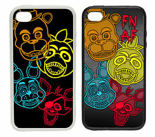 Five Nights at Freddy's Art Printed Rubber and Plastic Phone Cover Case FNAF