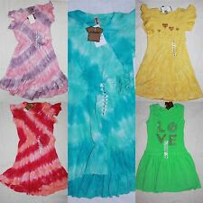 *NWT* Girls SUMMER Tie Dye Mignone Dress-Cotton-5 Styles-Made in the USA-Sz-2T-8