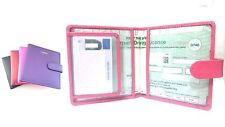 Leather driving licence holder/driving licence Wallet/driving licence Cover-DL02