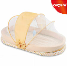 New Portable Travel Cot with Mosquito Net Crib Bassinet
