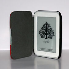 THIN PU LEATHER CASE COVER FOR NOOK GLOWLIGHT(NOOK 4th Gen)