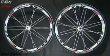 TO CLEAR (MARKED) 2014 Kinetic-One K1-33 Wheels White/WHITE Road Time Trial Bike