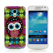 Cases Apple HTC LG Sony Samsung Cover Case Wallet Hard Large Mosaic Owl
