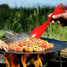 Light My Fire Spork Lightweight Camping Cutlery Spoon Fork Knife Outdoors Dining