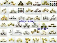 10pcs mixed Floating living locket charm for your floating memory locket #9