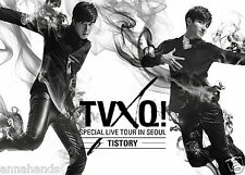 DBSK TVXQ - TVXQ! SPECIAL LIVE TOUR [T1ST0RY] IN SEOUL DVD (2DVD+Photobook)