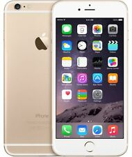 NEW APPLE IPHONE 6 PLUS + FACTORY UNLOCKED GSM 16GB 64GB GOLD GRAY SILVER