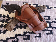 Western Holster 4.75 Ruger Single Six Uberti Stallion Heritage Rough Rider 22Cal