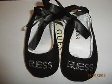 """""""GUESS"""" baby girl shoes"""