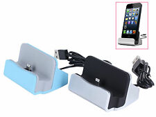 Desktop Charger Sync Dock Station Cradle With 1M USB Cable For iPhone 6/6plus/5S