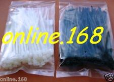 Self Locking Nylon Cable Ties various size colour 2.5mm -4.8mm x 100mm to 500mm