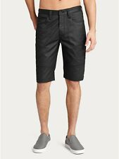G By Guess Men's Dareios Coated Slim Shorts