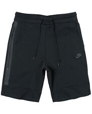 Nike Tech Fleece Shorts (Black/Black) 628984-010 Men's Athletic Sweatshorts